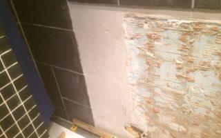 Badkamer Renovatie Met Stuc Deco